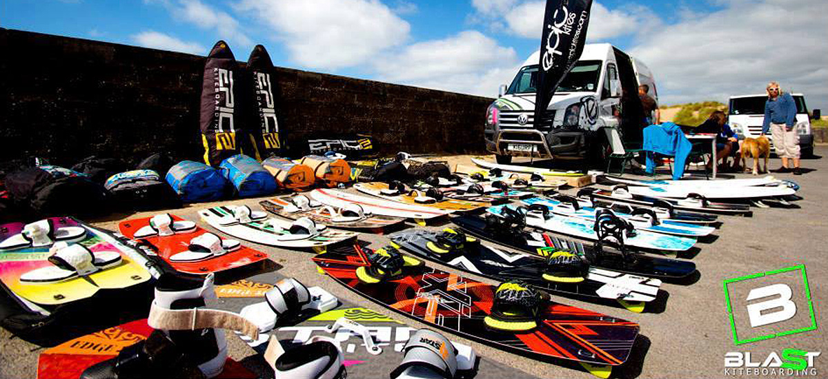 Kites, Bars, Boards and more...